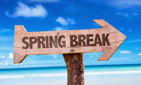 No School March 15th-18th!  Have a safe spring break!