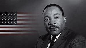 No School on Monday January 21st  in honor of Martin Luther King Jr. Day