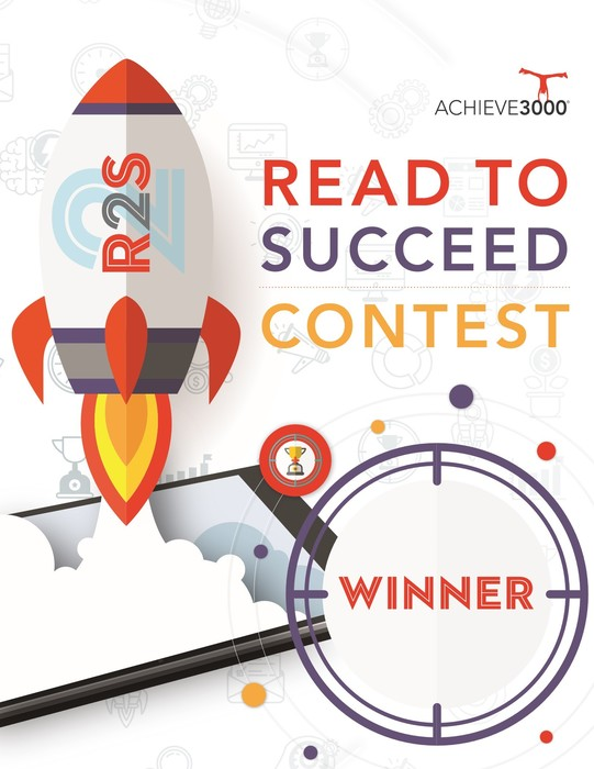 Read to Succeed Contest Winners