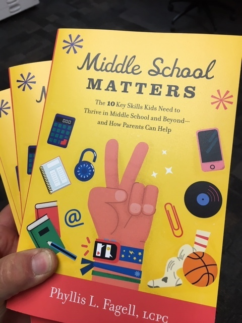 Book: Middle School Matters